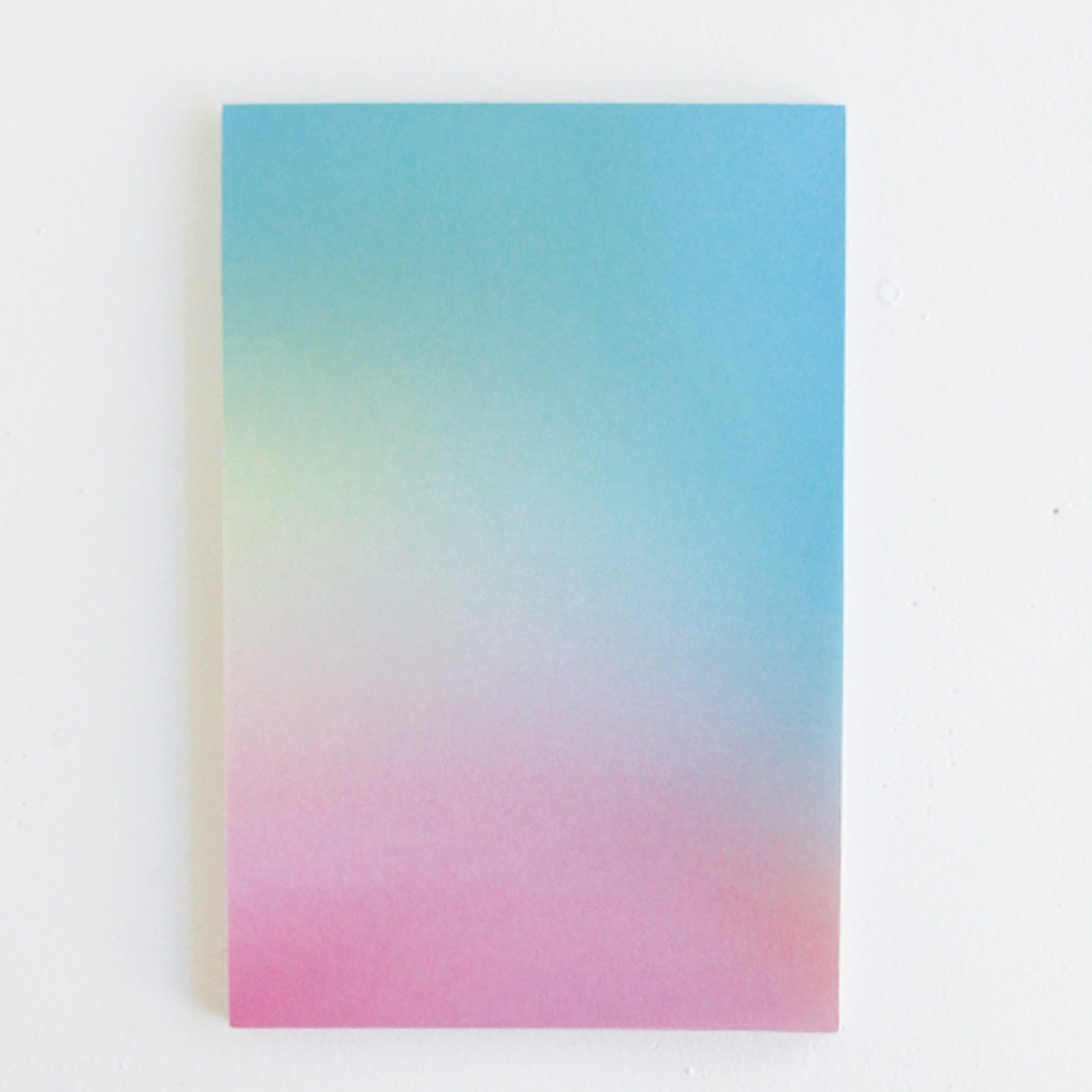 Gradient Notepad - Sustain - Gallery and Workspace | Art, Prints, Zines, Workshops | Chicago, IL