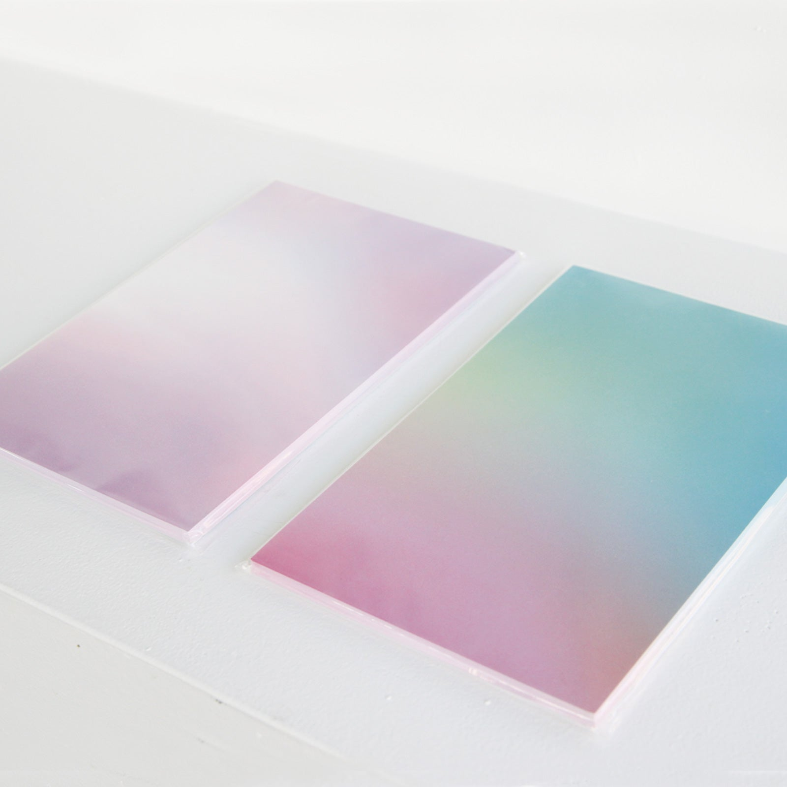 Gradient Notepad | Poketo | Los Angeles, CA at Sustain - Gallery and Shop - Chicago, IL