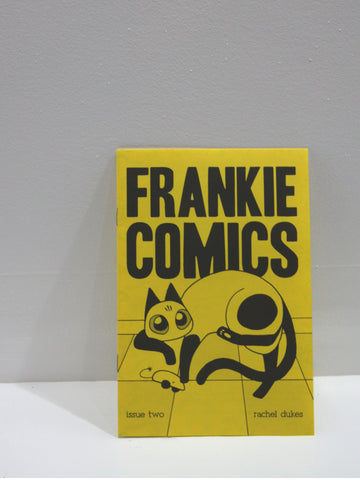 Frankie Comics No. 2 | Radiator Comics at Sustain - Gallery and Shop - Chicago, IL