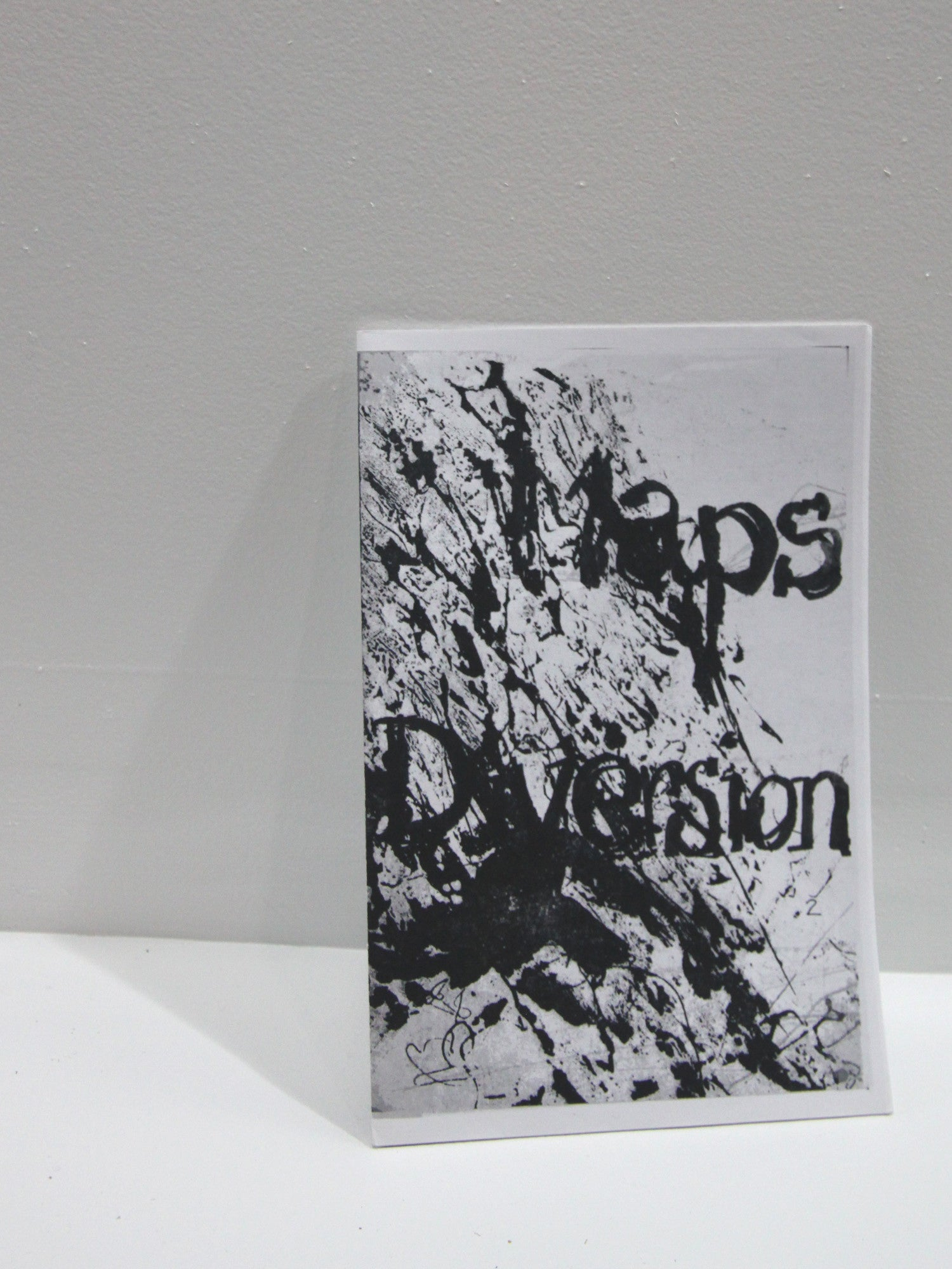 Maps & Diversion No 1. | Radiator Comics at Sustain - Gallery and Shop - Chicago, IL
