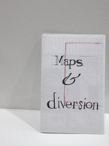 Maps & Diversion No 3. | Radiator Comics at Sustain - Gallery and Shop - Chicago, IL