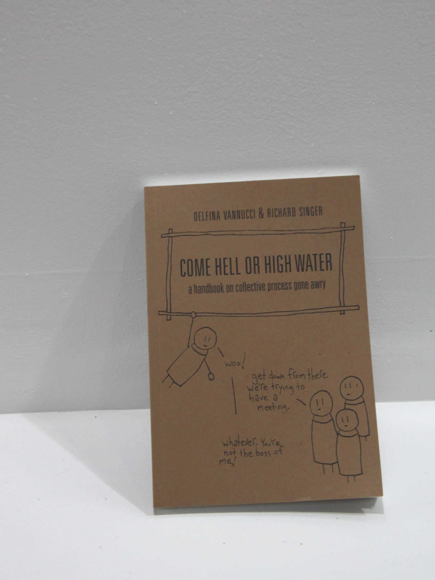 Come Hell or High Water | Microcosm Publishing at Sustain - Gallery and Shop - Chicago, IL