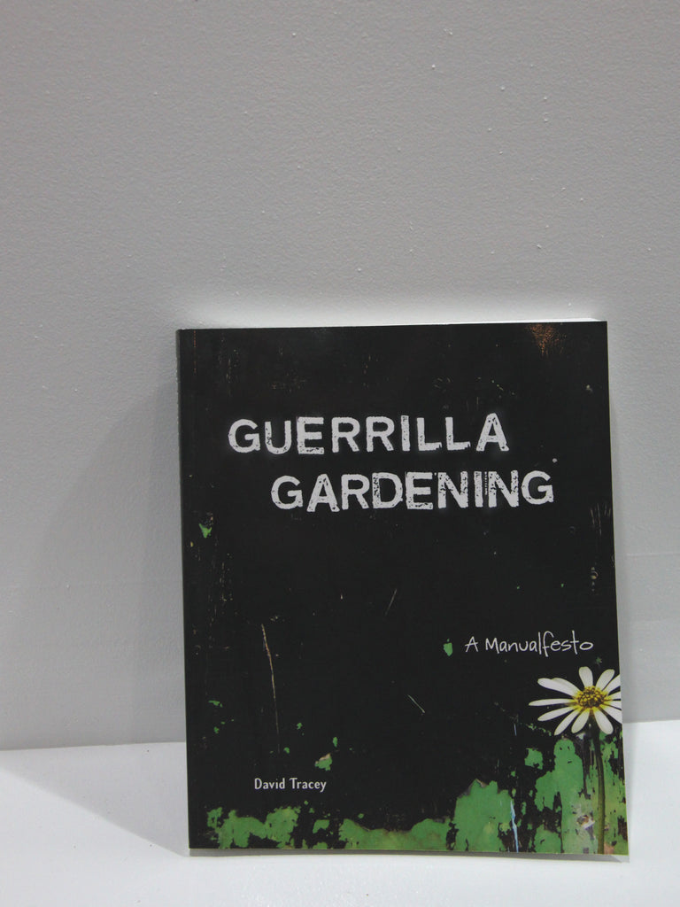 Guerrilla Gardening - Sustain Chicago