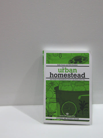 The Urban Homestead | Microcosm Publishing at Sustain - Gallery and Shop - Chicago, IL