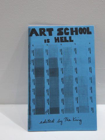 Art School is Hell | Brown Recluse at Sustain - Gallery and Shop - Chicago, IL