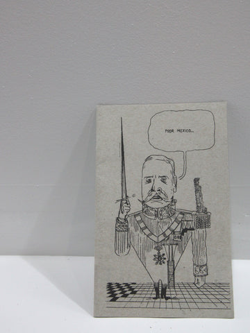 Poor Mexico | Radiator Comics at Sustain - Gallery and Shop - Chicago, IL