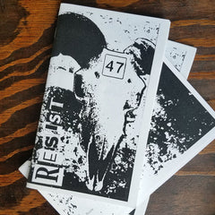 Resist #47 | Matte Resist | Antiquated Future at Sustain - Gallery and Shop - Chicago, IL
