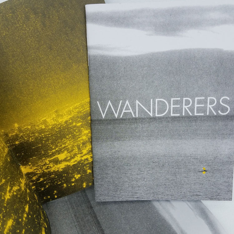 Wanderers | WORK Press & Publication at Sustain - Gallery and Shop - Chicago, IL
