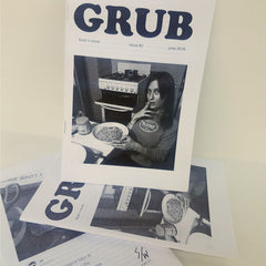 Grub, Issue Two | Antiquated Future at Sustain - Gallery and Shop - Chicago, IL