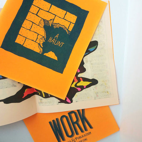 A Haunt | WORK Press & Publication at Sustain - Gallery and Shop - Chicago, IL