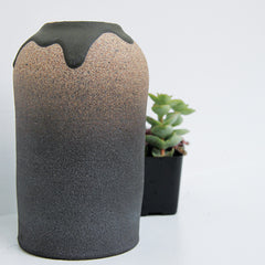 Goop Earthen Vase | Elizabeth Eisenstein - ZZIEE Ceramics | Elizabeth Eisenstein - ZZIEE Ceramics | Joshua Tree, CA at Sustain - Gallery and Shop - Chicago, IL