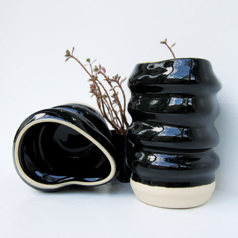 Wonky Beehive Vase | Elizabeth Eisenstein - ZZIEE Ceramics | Elizabeth Eisenstein - ZZIEE Ceramics | Joshua Tree, CA at Sustain - Gallery and Shop - Chicago, IL