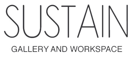 Sustain - Gallery and Workspace | Artwork, Zines, Ceramics & Plants | Chicago, IL