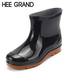 HEE GRAND Men's Rubber Boots