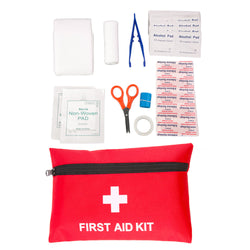 1pc 12 Types Camping Emergency Survival Tools All In One Tool First Aid Kit