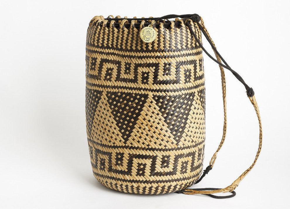 Anjat Rattan Bag - Hartwood House - Nomad The Store