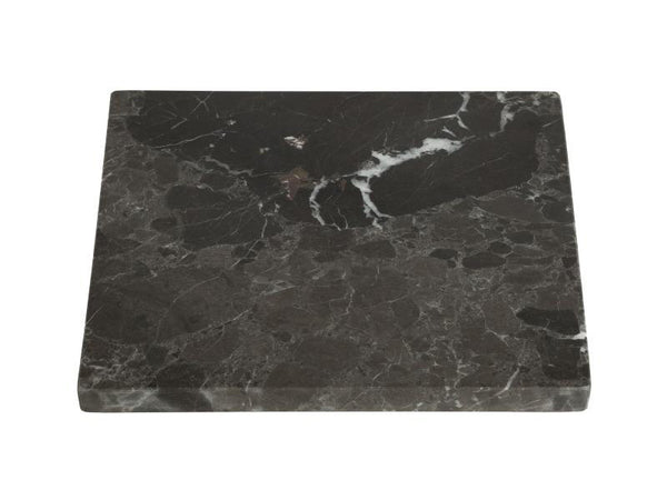 Black Marble Board Square - Stoned Marble - Nomad The Store