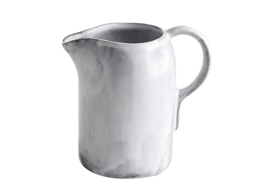 Blanc Ceramic Jug - Tine K home - Nomad The Store