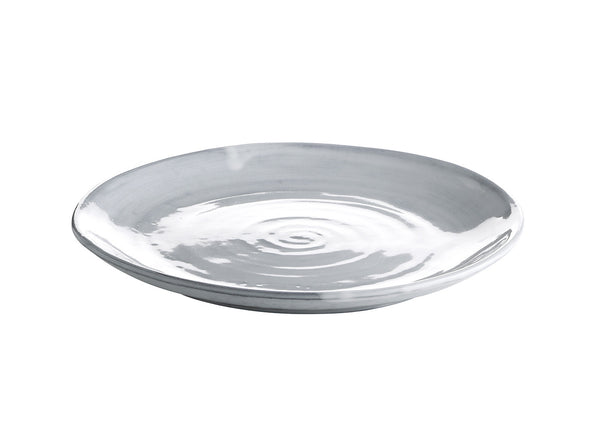 Blanc Ceramic Plate 21cm - Tine K home - Nomad The Store
