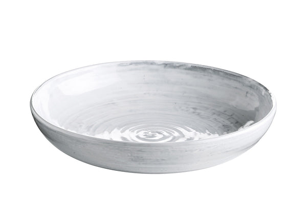 Blanc Ceramic Salad Bowl - Tine K home - Nomad The Store