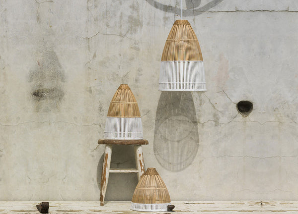 Dipped Bamboo Lights - Nomad The Store - Nomad The Store