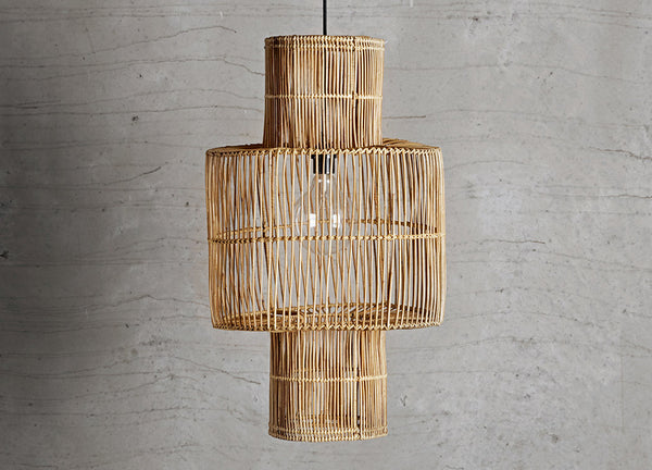 Hanging Bird Lampshade - Tine K home - Nomad The Store