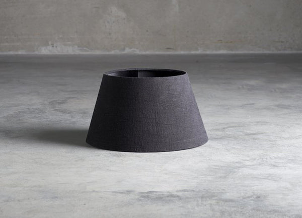 Storm Linen Lampshade Medium - Tine K home - Nomad The Store