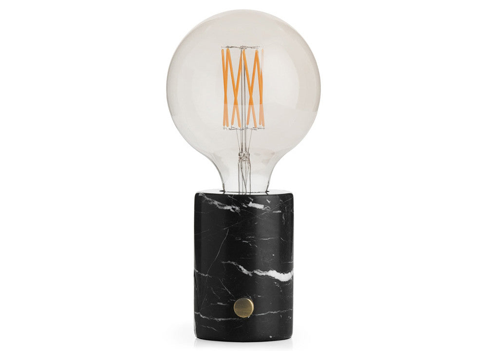 Orbis Lamp Black Marble - Nomad The Store - Nomad The Store