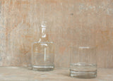 Recycled Glass Carafe with Tumbler - Nkuku - Nomad The Store