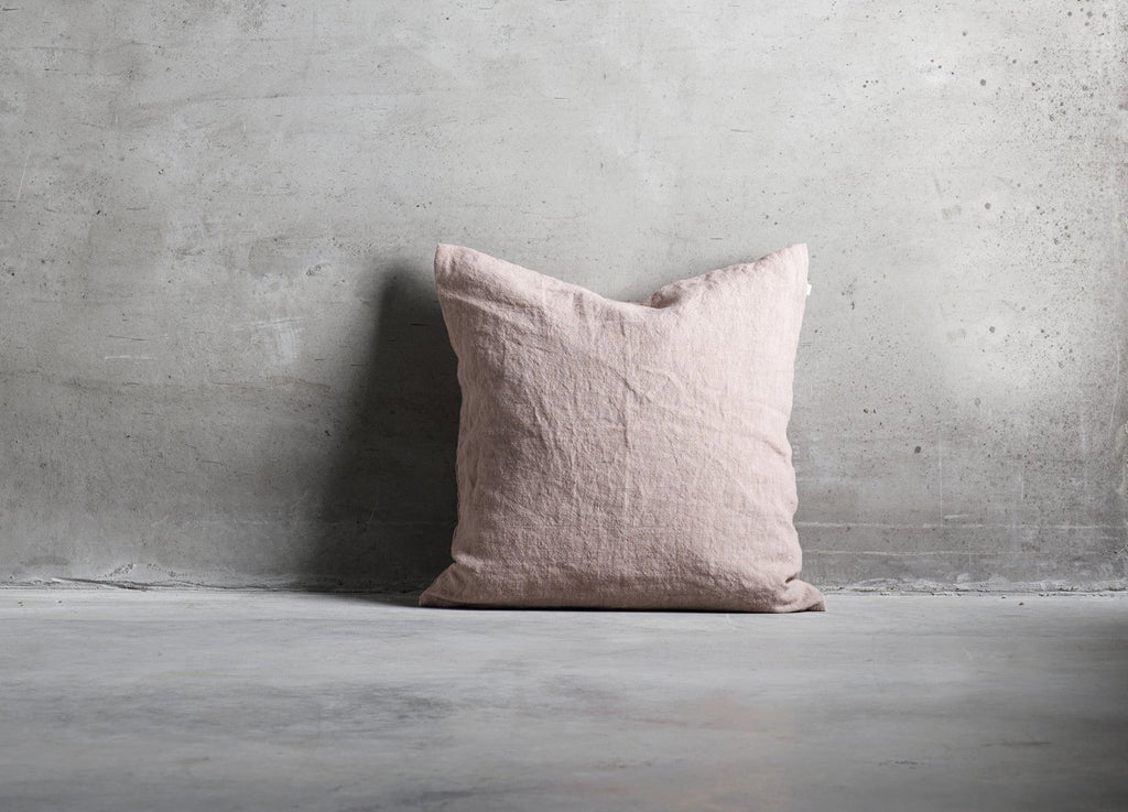 Rose Linen Cushion Cover - Tine K home - Nomad The Store