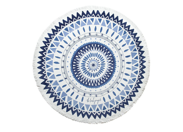 The Majorelle Roundie - The Beach People - Nomad The Store