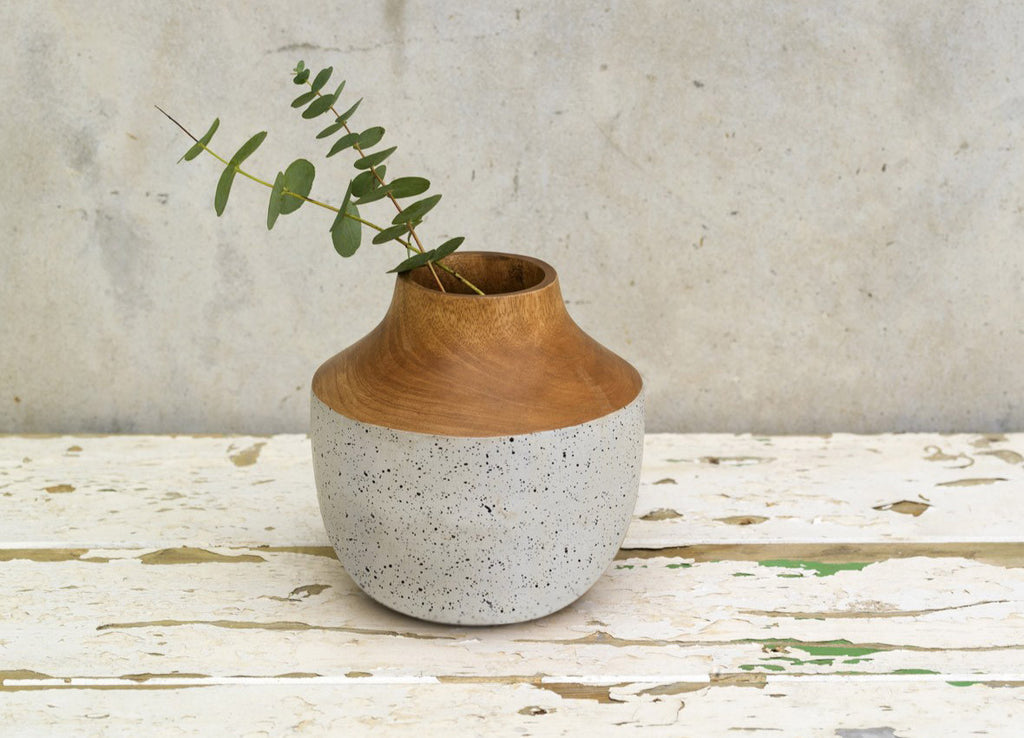 Luna Vase Short - Nomad The Store - Nomad The Store