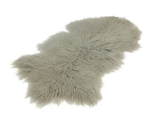 Tibetan Sheepskin Pearl - The Organic Sheep - Nomad The Store