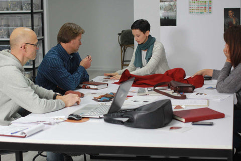 The Philini Team in Atelier