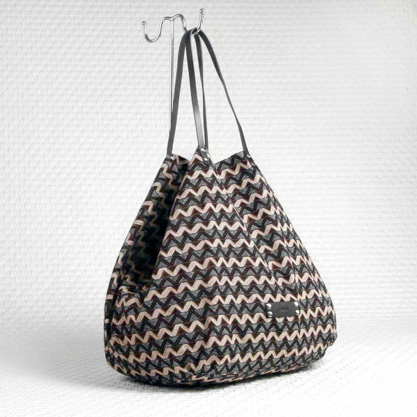 African style cotton Philini Shopper