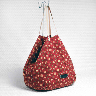 Red shopper from Philini Collectins