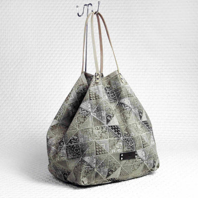 Classic Shopper Philini handmade from cotton
