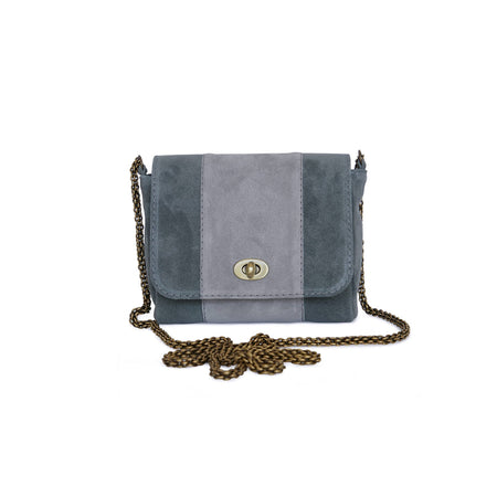 """DOMI"" Mini Modern Mint Handbag"