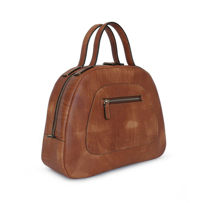Wonderful effortless business bag Domi from Philini Collections. Made from Buffalo leather.