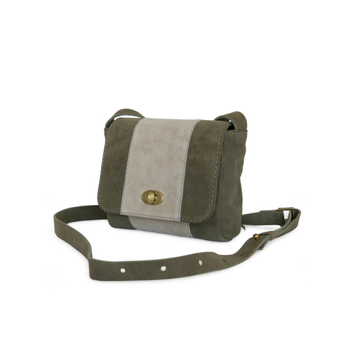Marinas Bag in khaki color in Philinishop