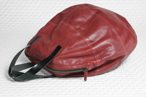 Red Aniline, soft and nice in touch for Philini Bags