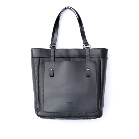 "MESSENGER LEATHER BAG ""OLGA"""