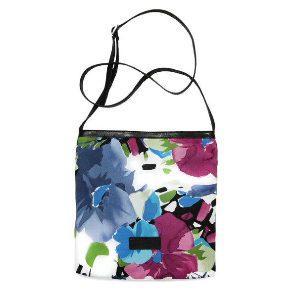 Wonderful cotton bag Flora from Philini Summer Collections.