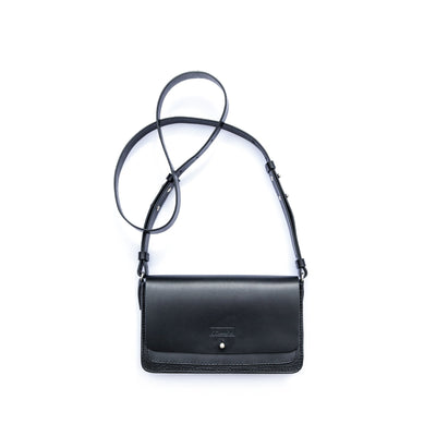 Black  wallet bag philini