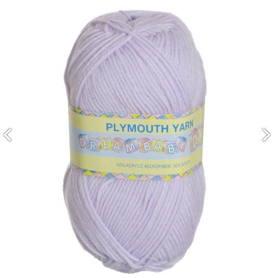 107 Lt Lilac -  Plymouth Dream Baby 50gr Ball