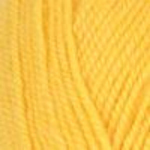 1382 Bright Yellow - Plymouth Encore Worsted Yarn 100gm Ball