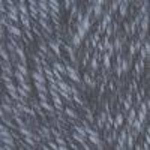 0403 Denim Mix (Ragg) - Plymouth Encore Worsted Yarn 100gm Ball