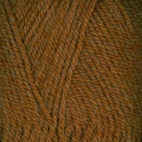 1204 Brownstone (Med Brown) - Plymouth Encore Worsted Yarn