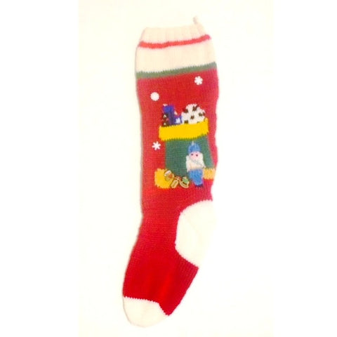 Boy Toys Christmas Stocking Kit - 7007