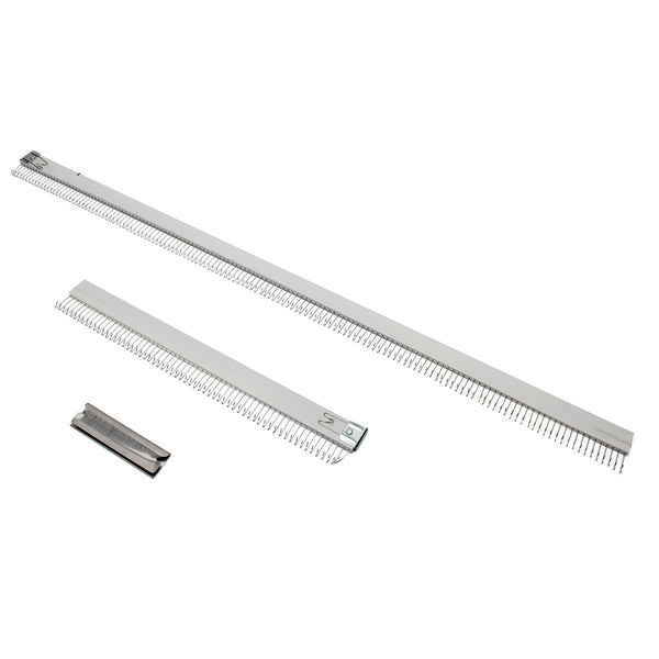 "Cast On Comb - Parts - Long End (25"") Short End (11"") & Connector"